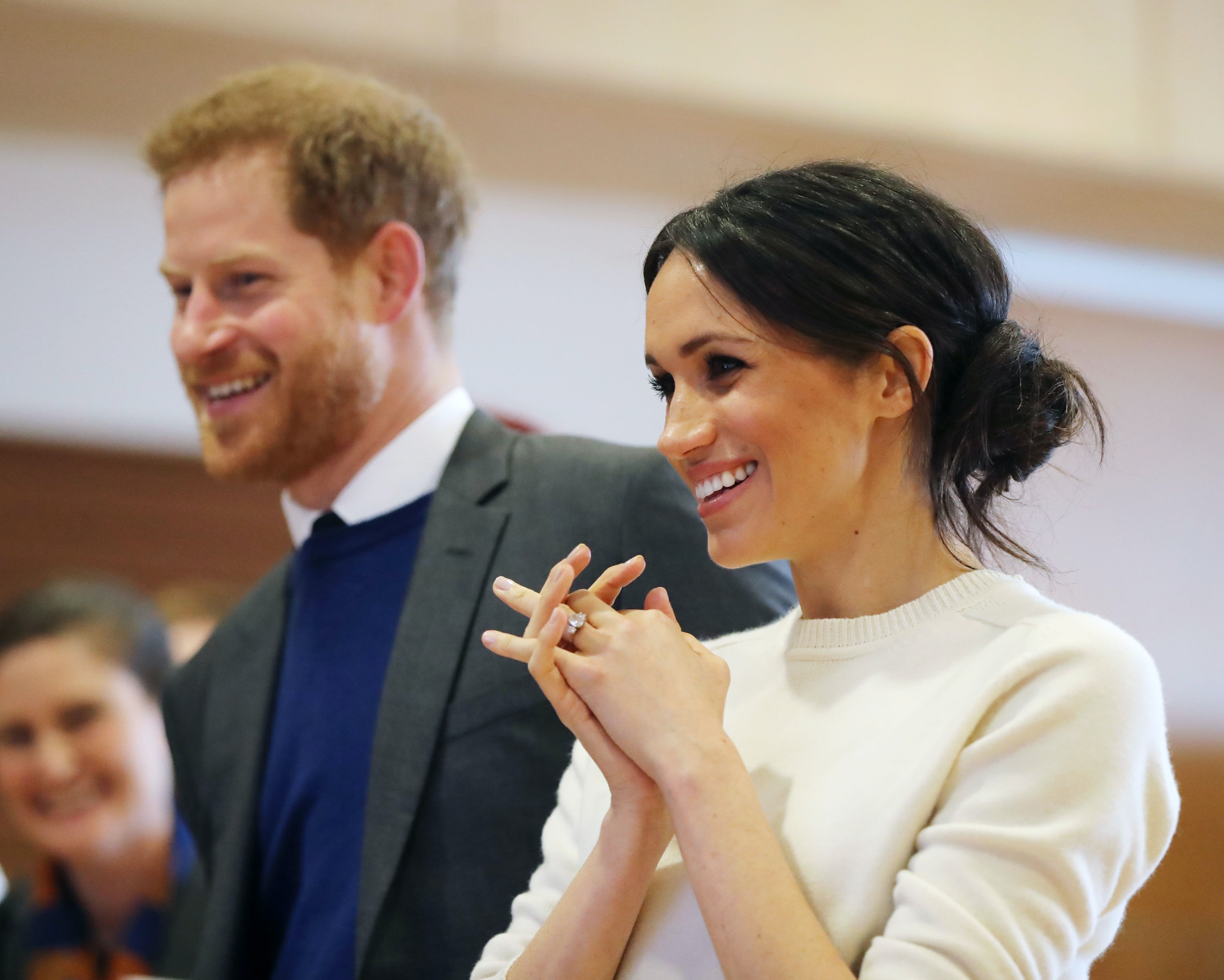 When Is Prince Harry S Wedding.Meghan Markle Prince Harry S Wedding Date Falls On A Very Creepy
