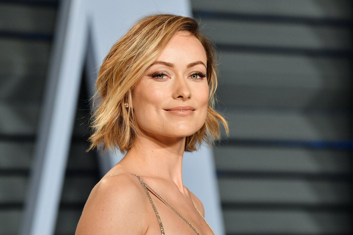 Olivia Wilde's Maxi Dress Is The One-Step Outfit Your Spring Lineup Needs