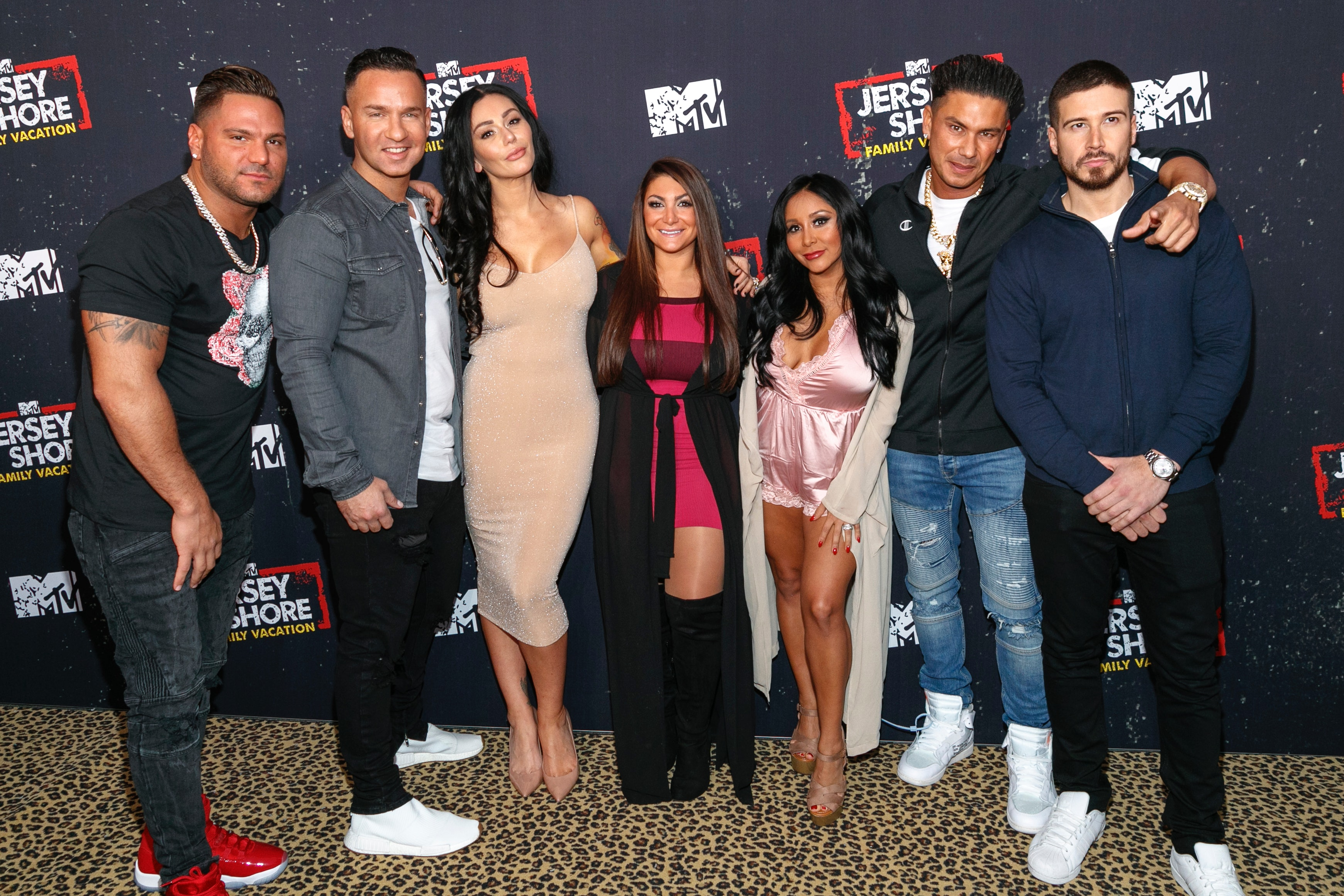 How Much Does The 'Jersey Shore' Cast Get Paid? Here's