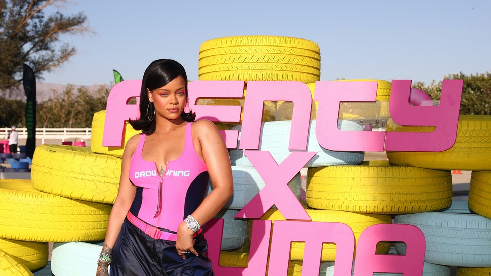 7ce96c28ce6 Rihanna s Fenty x Savage Lingerie Line Could Be Coming   Here Are All The  Signs