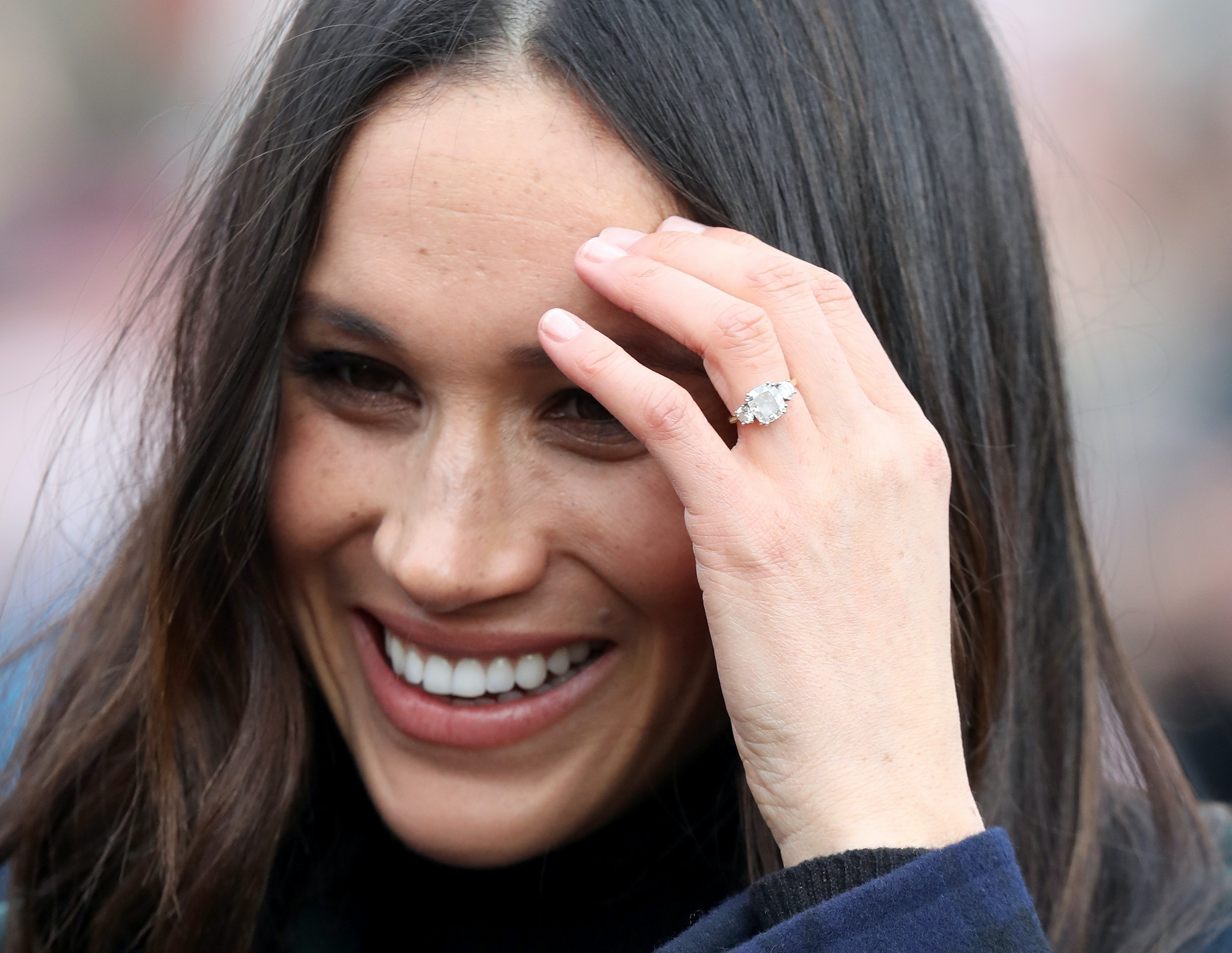 The Best Meghan Markle Wedding Ring Cost