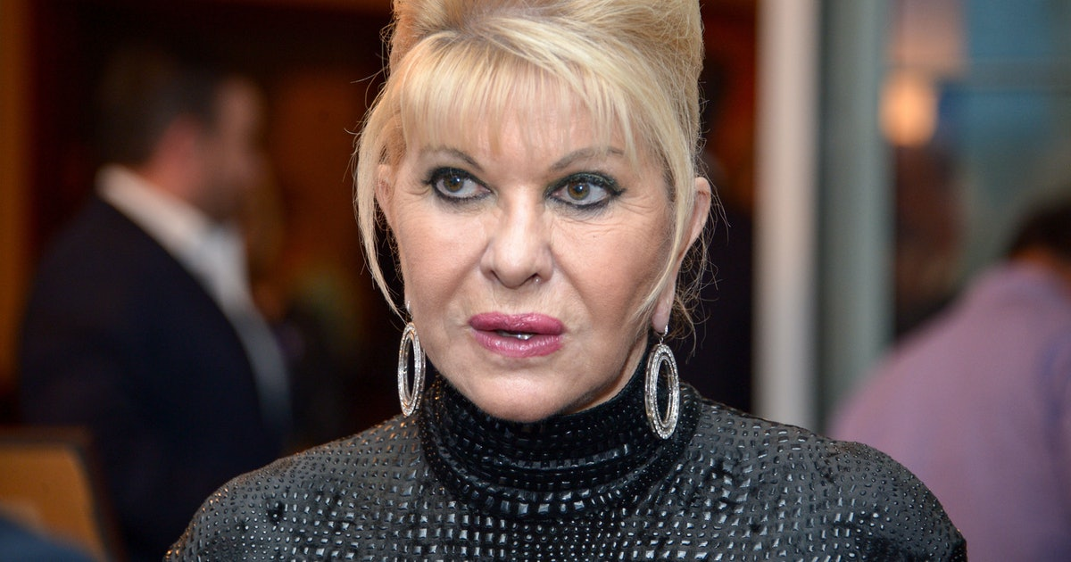 Did Ivana Trump Get Money In The Donald Trump Divorce? Did She Ever