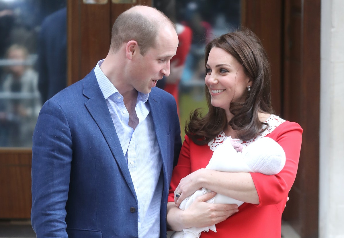 Prince William & Kate Middleton's Post-Baby Body Language Reveals A Lot About Their Relationship