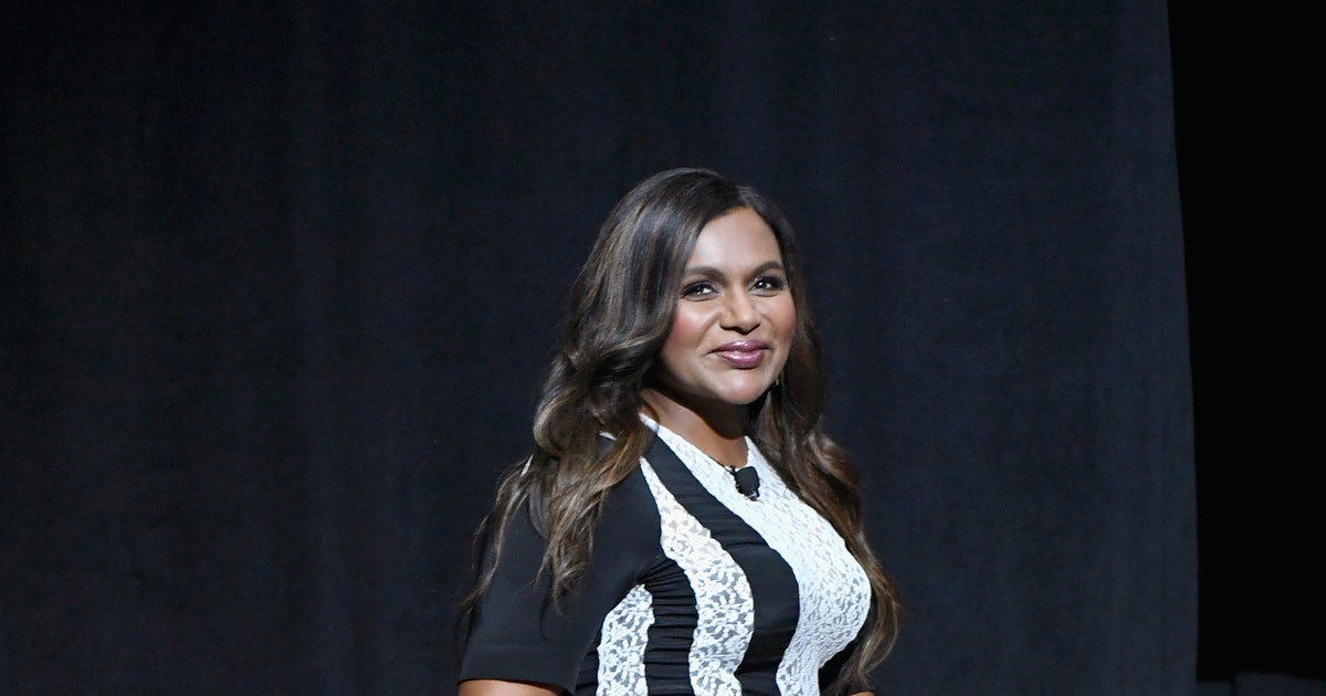 Mindy Kaling Gets Honest About Handling Mom Guilt It S Solid Advice For All Parents