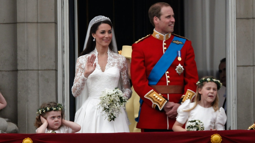 The Weirdest Royal Wedding Dress Code Rules Of All Time Include So