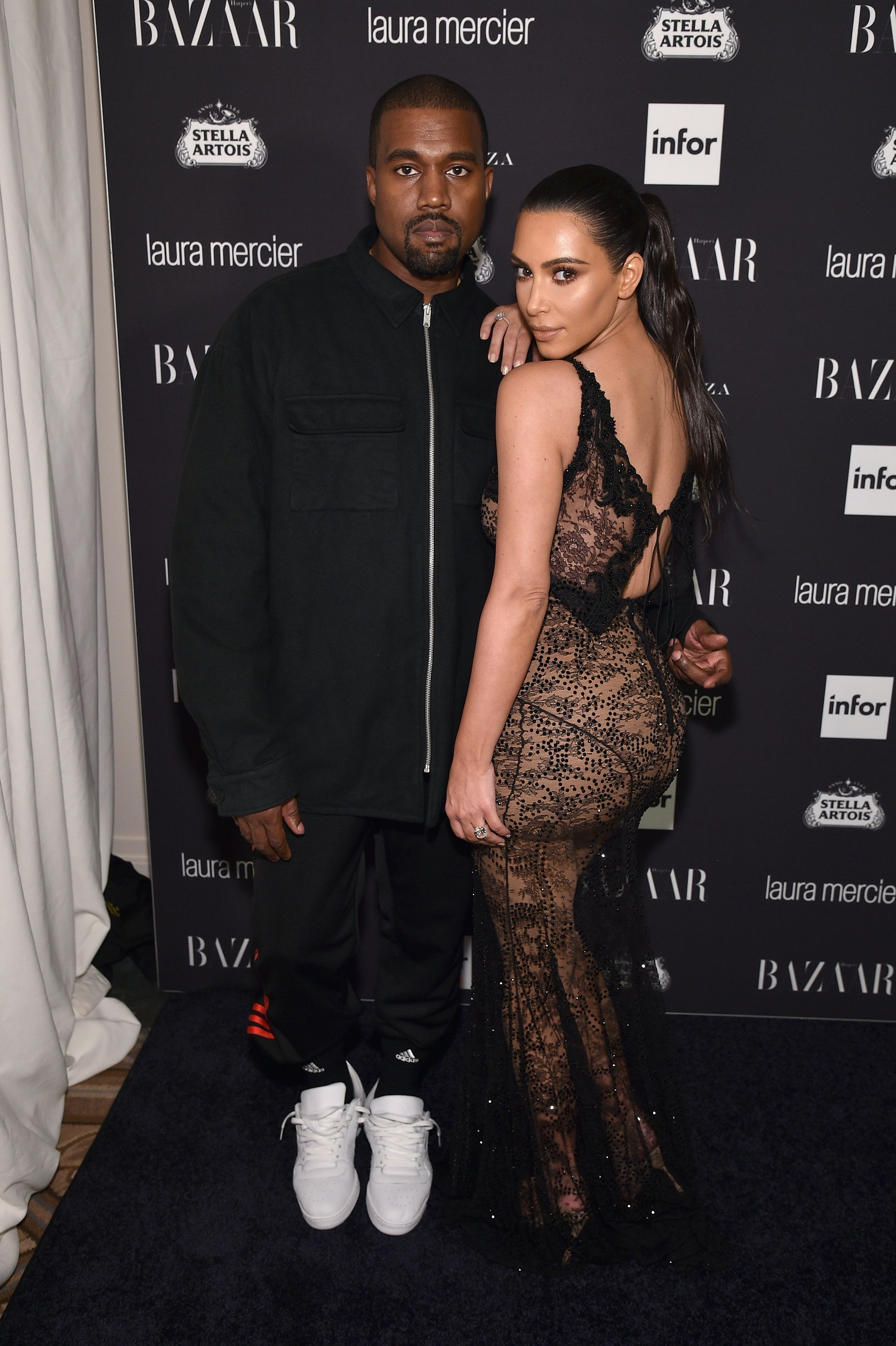 Why Not: Kanye Gives Kim Yet Another Massive DiamondRing recommend