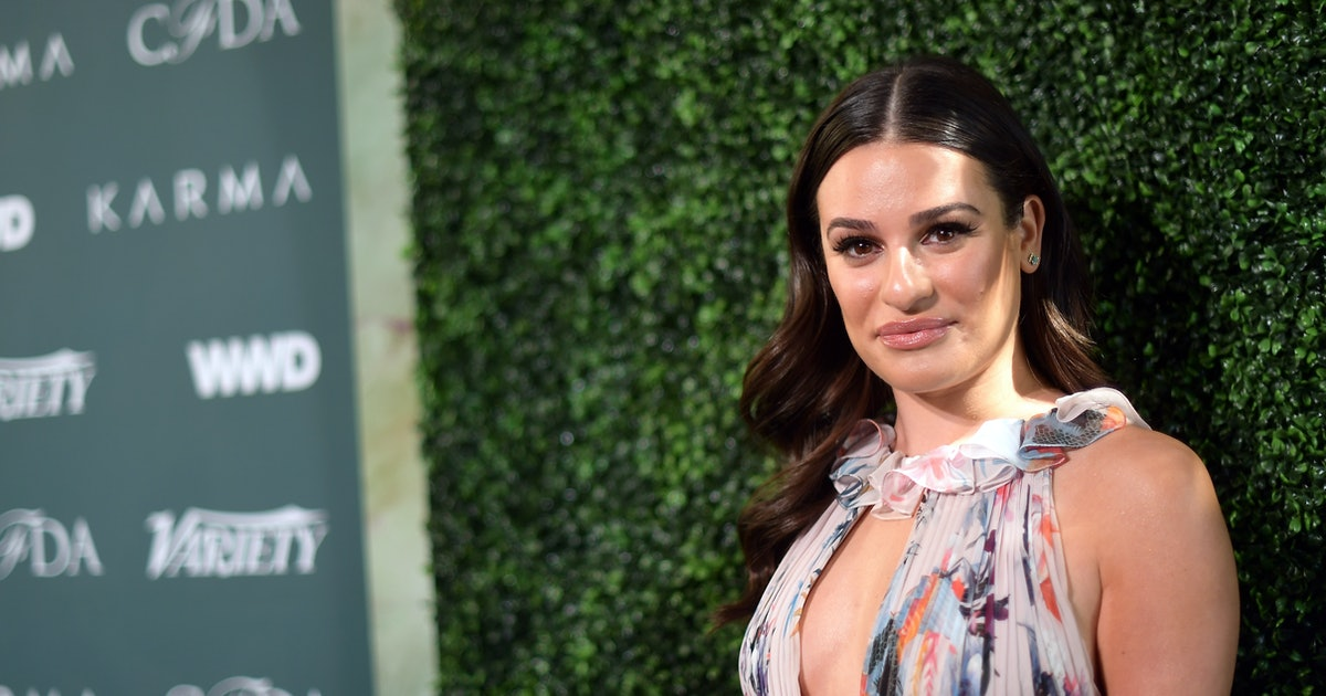 Who Is Zandy Reich? Lea Michele's Fiance Is A Very Private Fashion Mogul