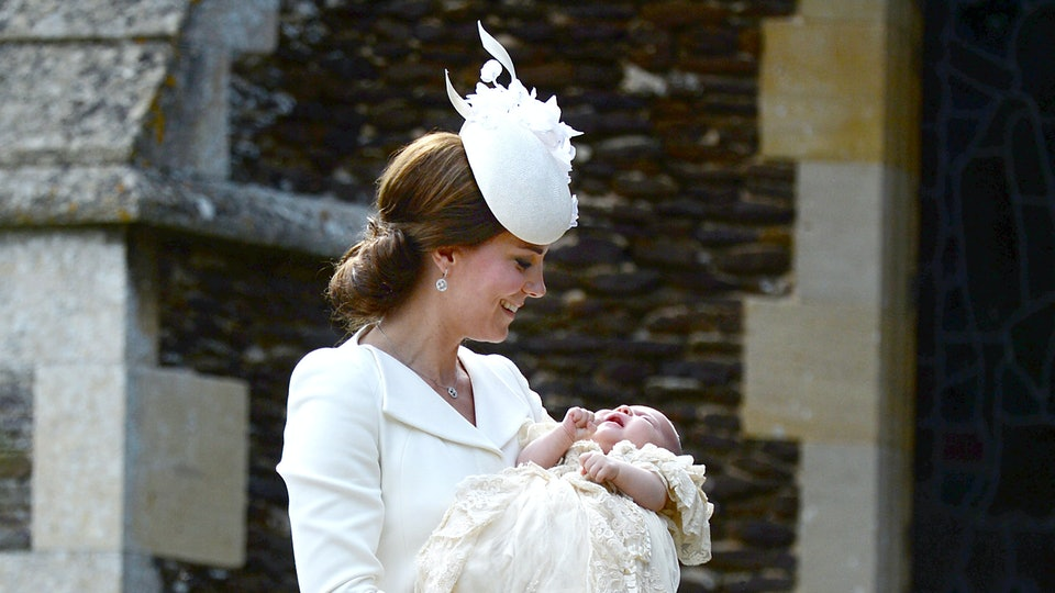 ac8f77acf Prince Louis' Christening Outfit Is Full Of Royal History & The Traditions  Behind It Are Fascinating