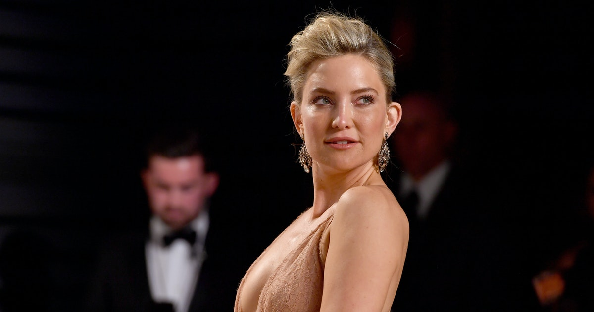 People Are Shaming Kate Hudson For Having Kids With Three Men, & It's So Inappropriate