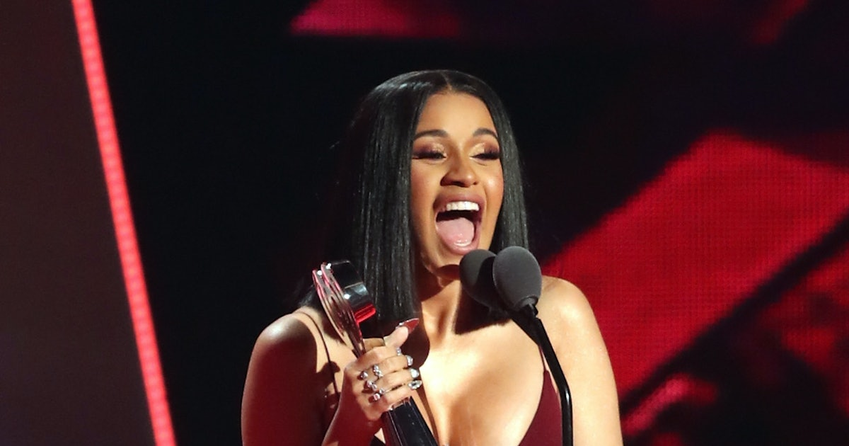 Cardi B Explains Why Her Baby Is Named Kulture On Twitter: Cardi B Explains Why She Kept Her Pregnancy Hidden For So