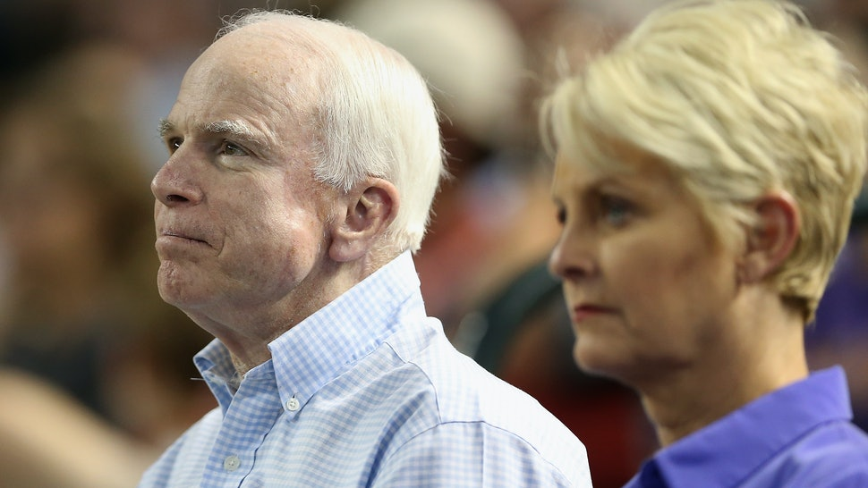 Cindy McCain Tweets To Kelly Sadler, The WH Aide Who