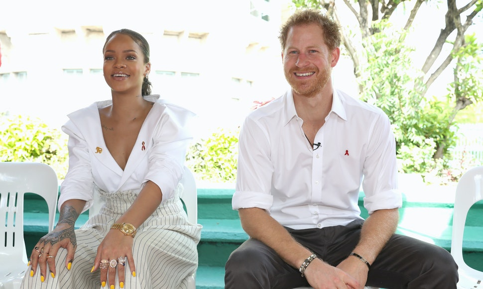 Rihanna\'s Choice Of Royal Wedding Gift Would Make Meghan Markle ...