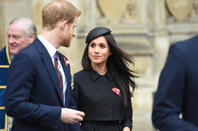 Setelah mengumumkan hubungannya dengan Pangeran Harry, Meghan Markle harus menutup website miliknya itu (dok. Bustle)