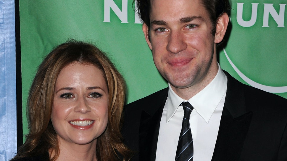 who is pam beesly married to in real life