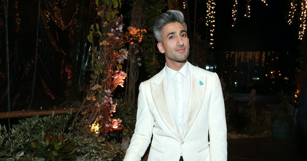 Tan France From 'Queer Eye' Is Writing A Memoir & It Sounds Incredibly Movin...