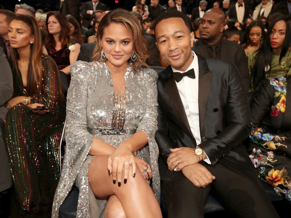 Chrissy Teigen Won't Stop Dragging John Legend On Twitter While He's At The BBMAs & OMG