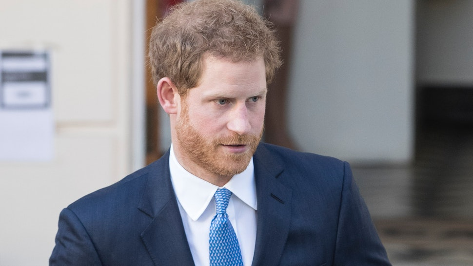 Will Prince Harry Shave His Beard For The Royal Wedding? There Are