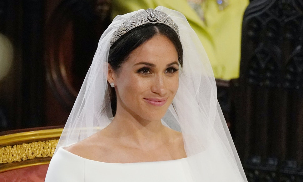 Meghan Markle\'s Cartier Jewelry Added Some Major Bling To Her ...