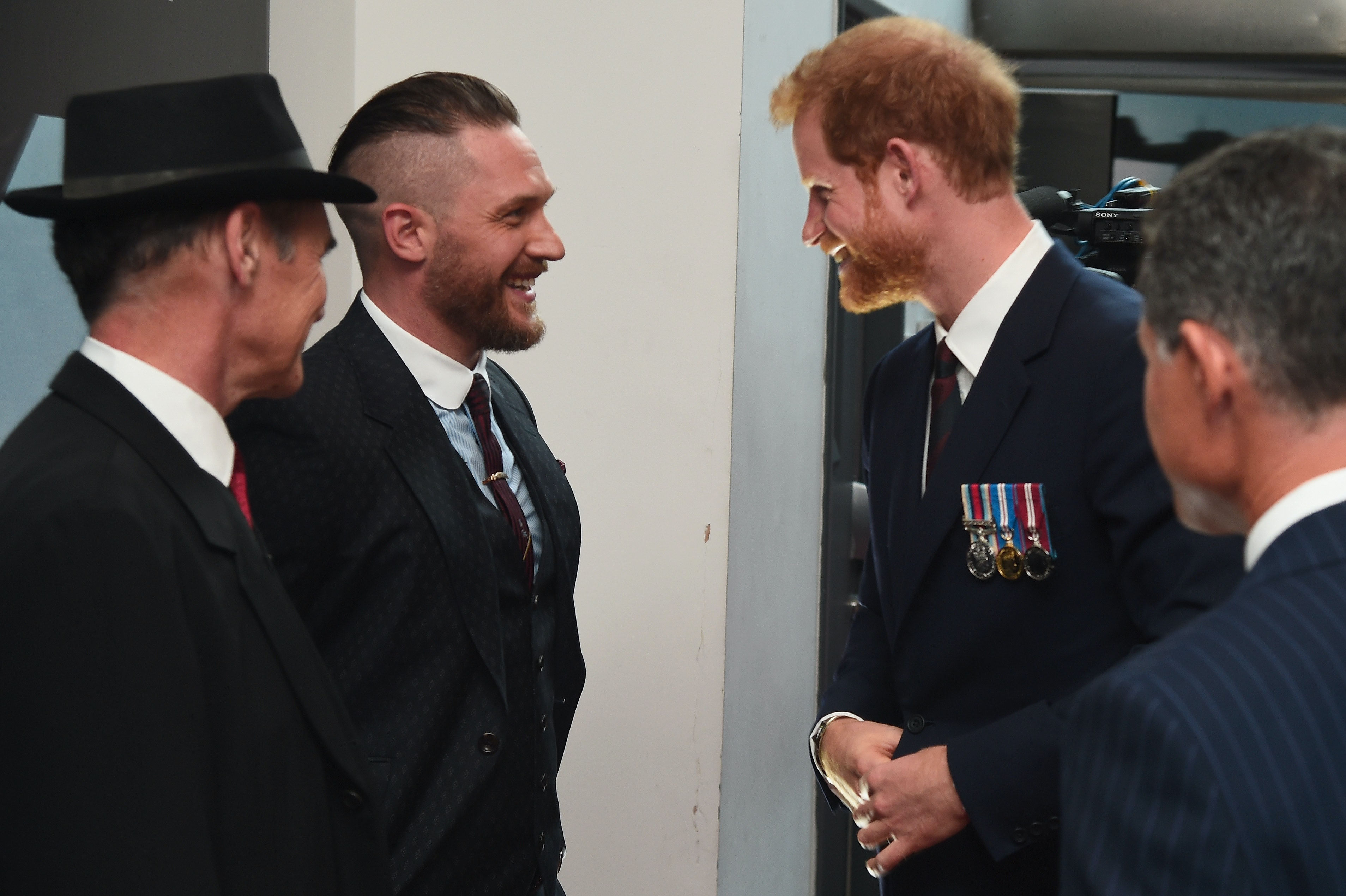 Tom Hardy Royal Wedding.Tom Hardy Is At The Royal Wedding His Friendship With Prince Harry