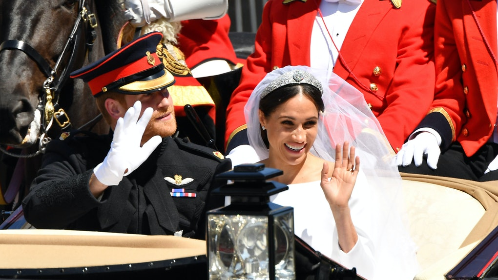 What Does Prince Harry S Wedding Suit Mean He Got