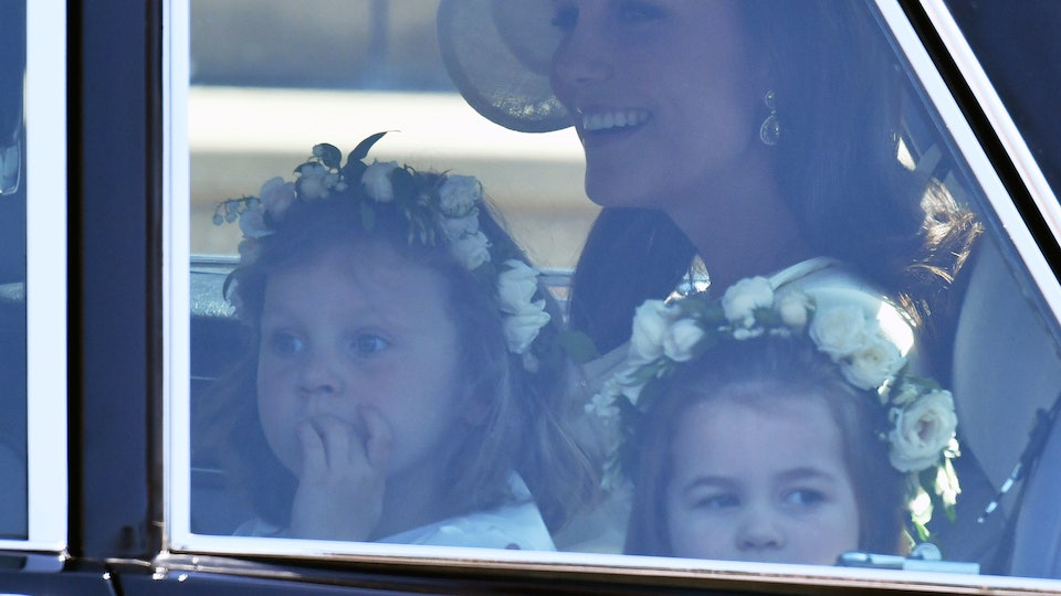 These Photos Of Kate Middleton Wrangling The Kids At The Royal ...
