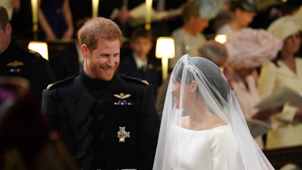 Prince Harry Wedding Reception.Prince Harry S Wedding Reception Speech Got Applause At The