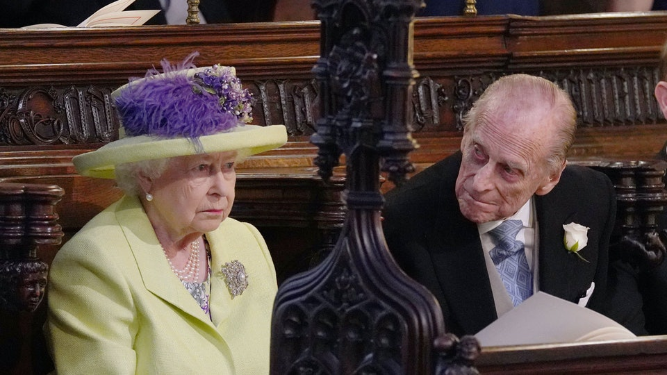 Are Men Allowed To Wear Hats At The Royal Wedding  Here s How The Tradition  Goes 8c5889ff562