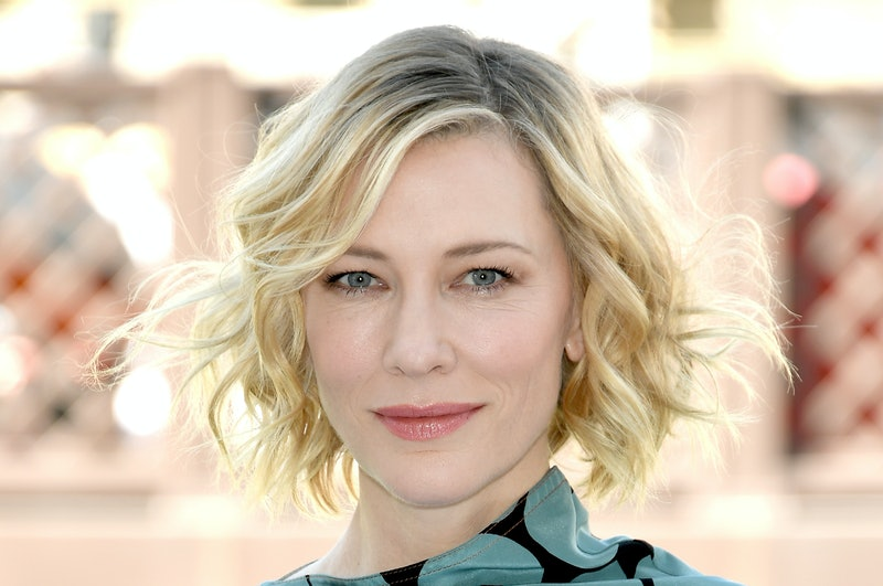 Cate Blanchett Turned Down A Role Where She Wasn T Compensated Fairly It S A Lesson In Knowing Your Worth