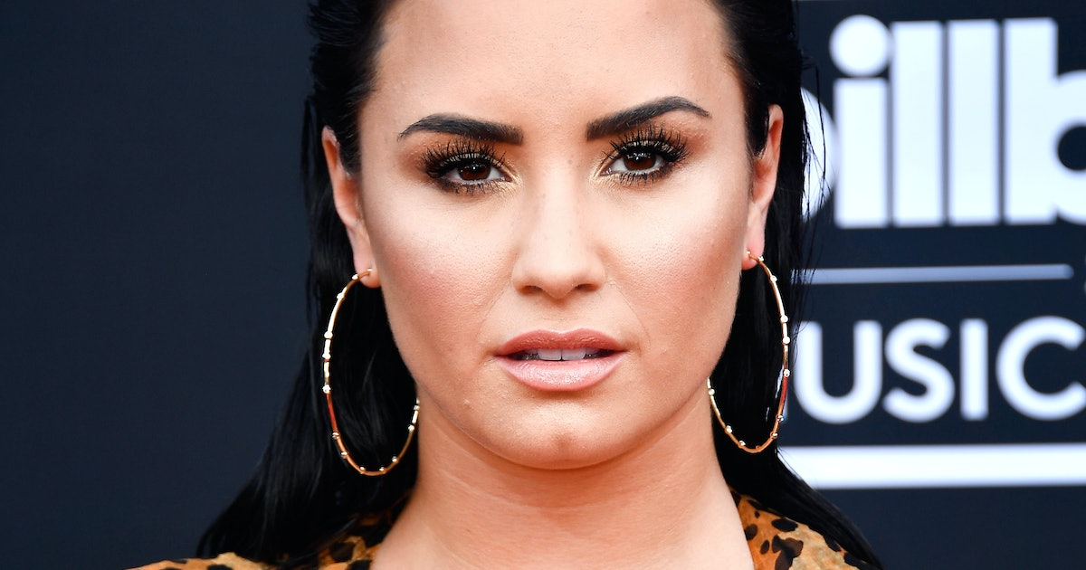 Demi Lovato's Remarks About Luke P. On 'The Bachelorette' Prove She's Fed Up With His Behavior — PHOTOS