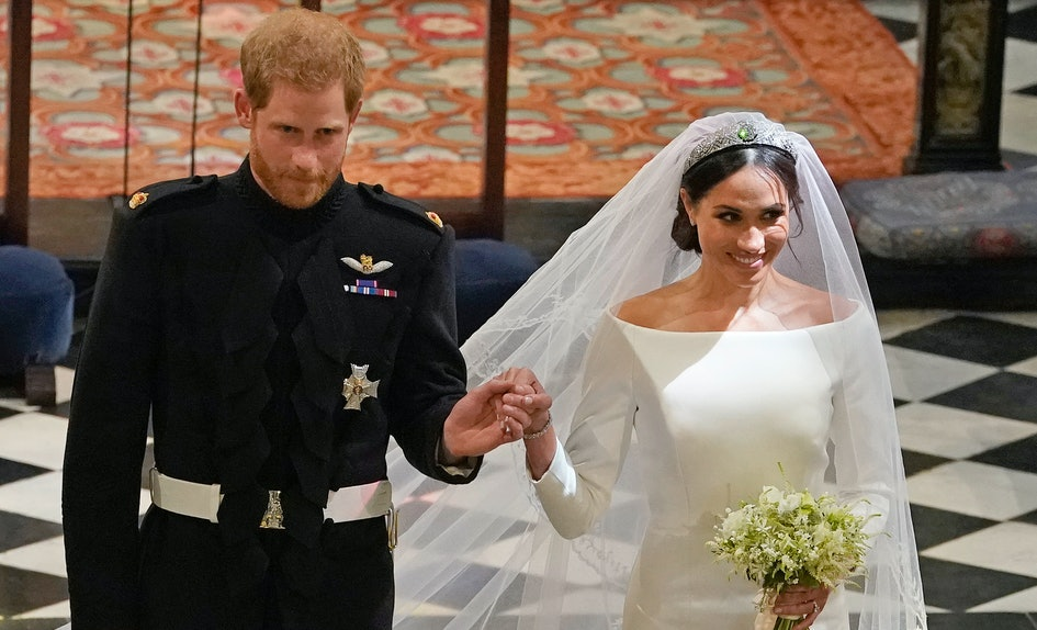 How Many People Watched The Royal Wedding Prince Harry Meghan Markle S Drew In Millions