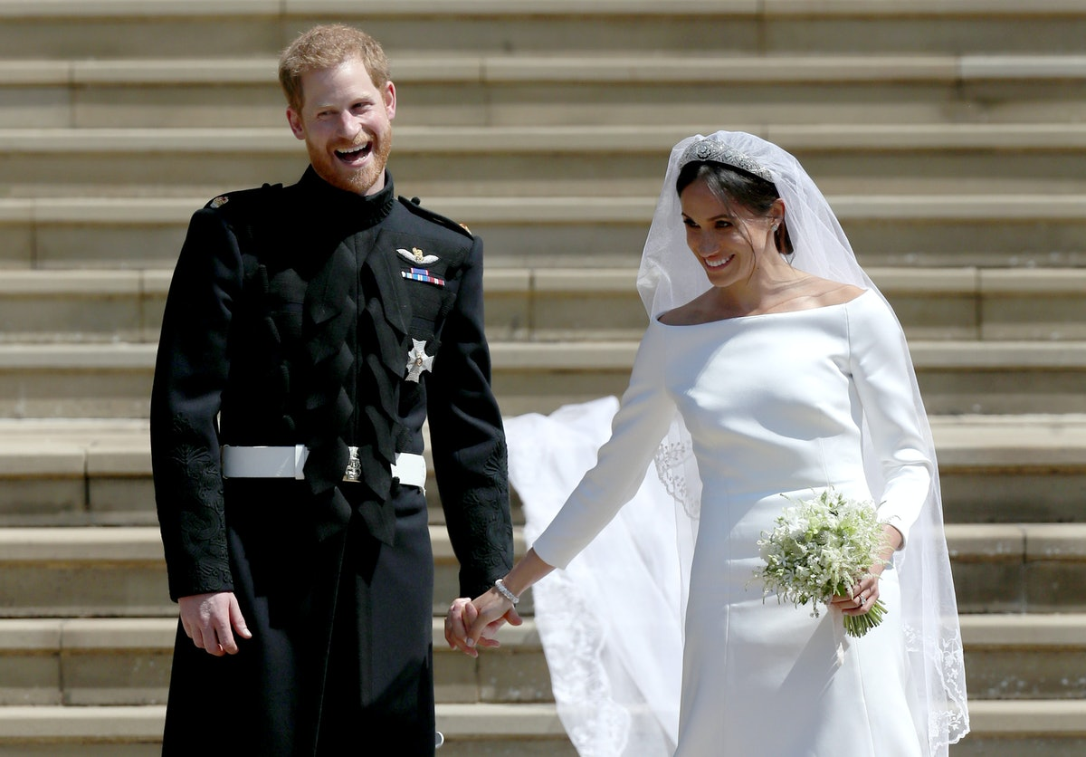 Meghan Markle & Prince Harry's First Wedding Anniversary Was Full of Nostalgia
