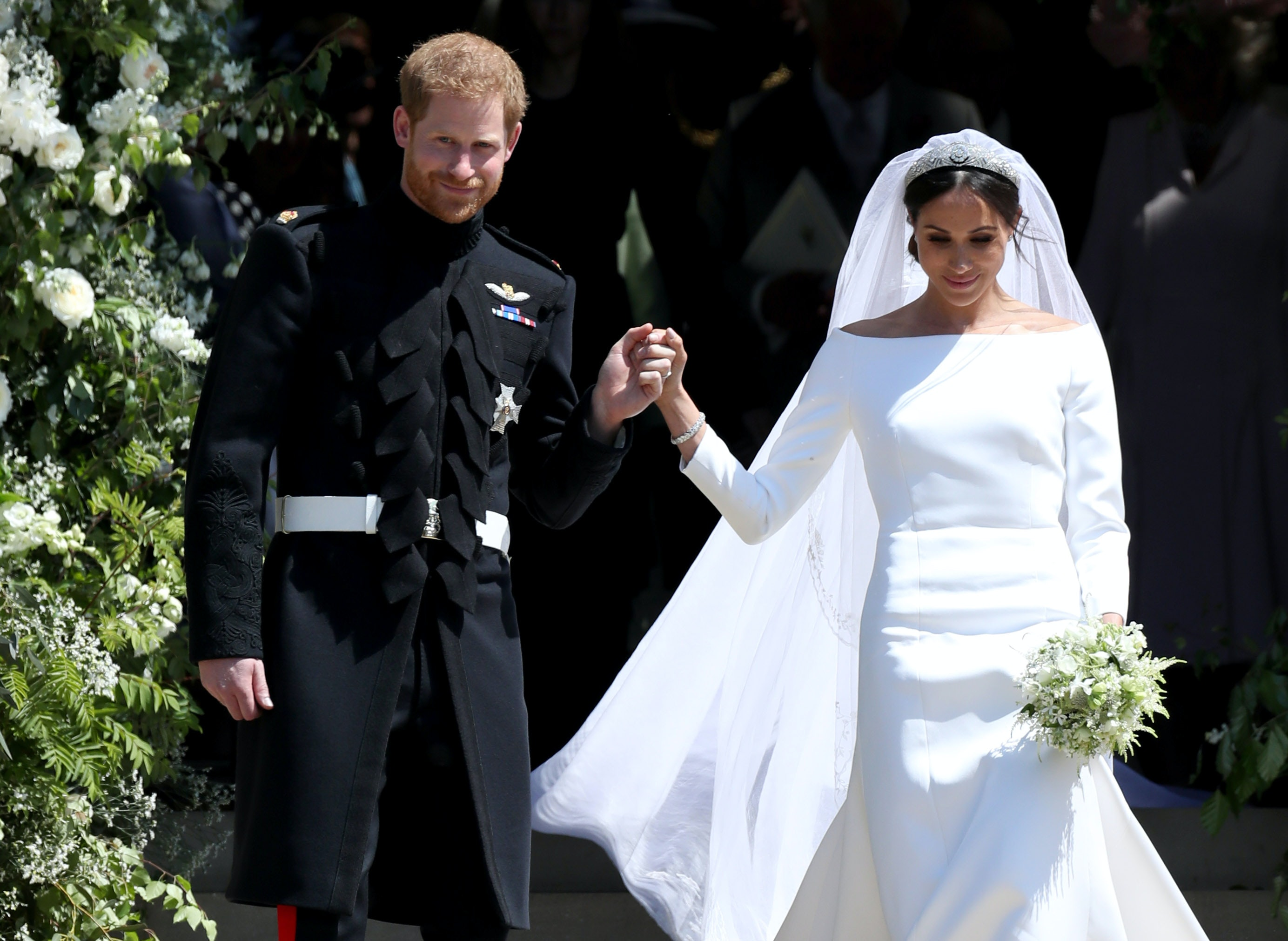 Official Royal Wedding Pictures.The Official Royal Wedding Photos Are Here They Are Unbelievably Cute