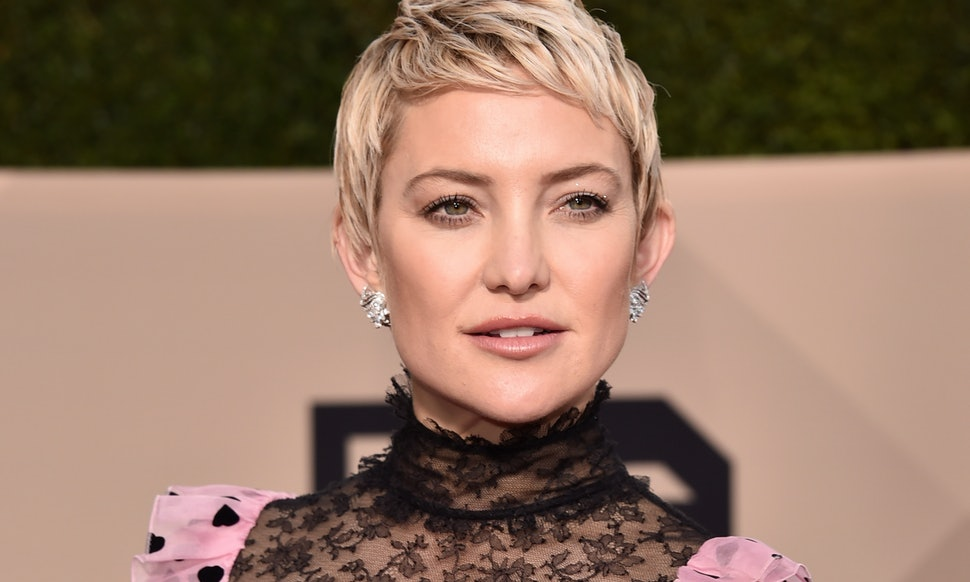 Is Kate Hudsons Short Bob Real The Cut Is A Chic Way To Deal With