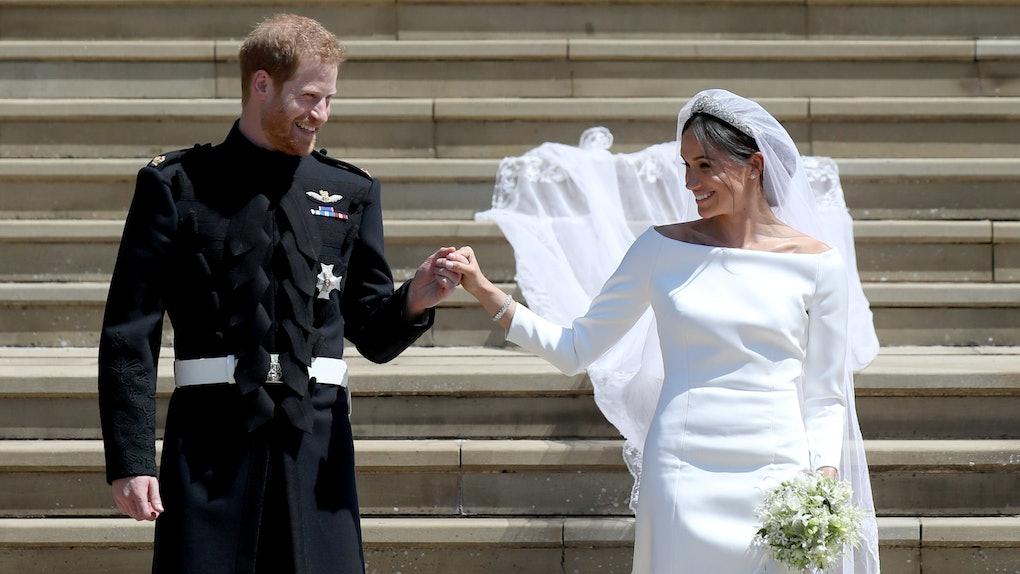 Official Wedding Photos.Prince Harry Meghan Markle S Official Wedding Portraits