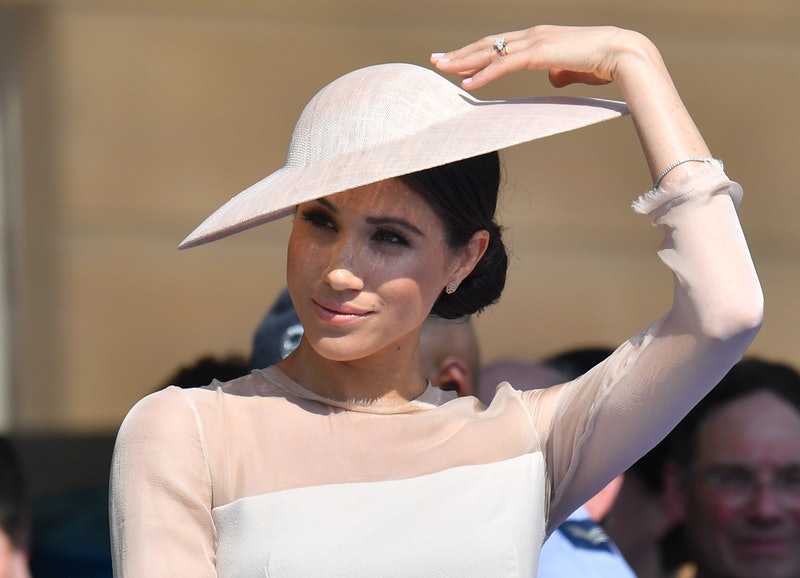 Meghan Markle S 20 000 Cartier Tennis Bracelet Was Reportedly A Gift From Prince Harry On Their Wedding Night