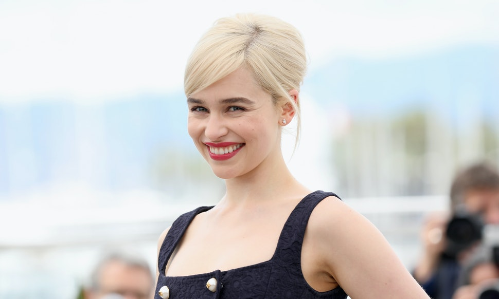 emilia clarke wants a tattoo for game of thrones it has mother