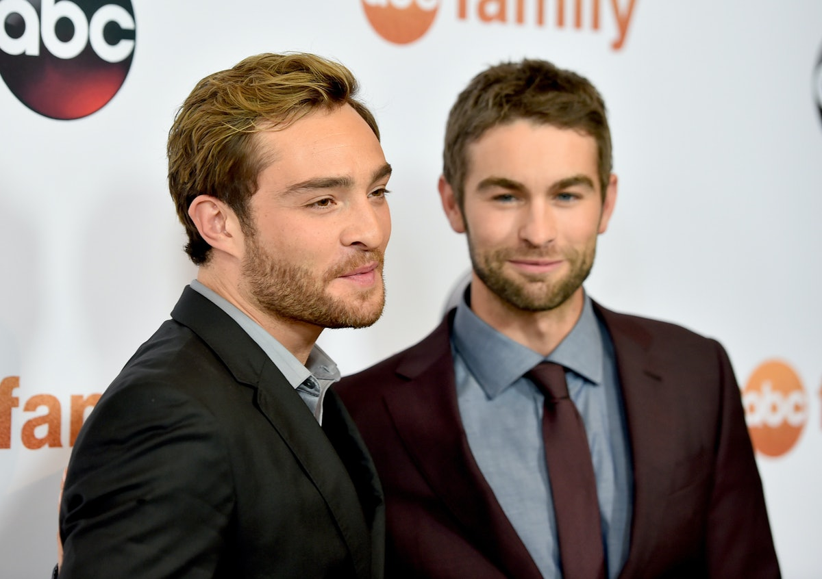 Ed Westwick and Chace Crawford from 'Gossip Girl'