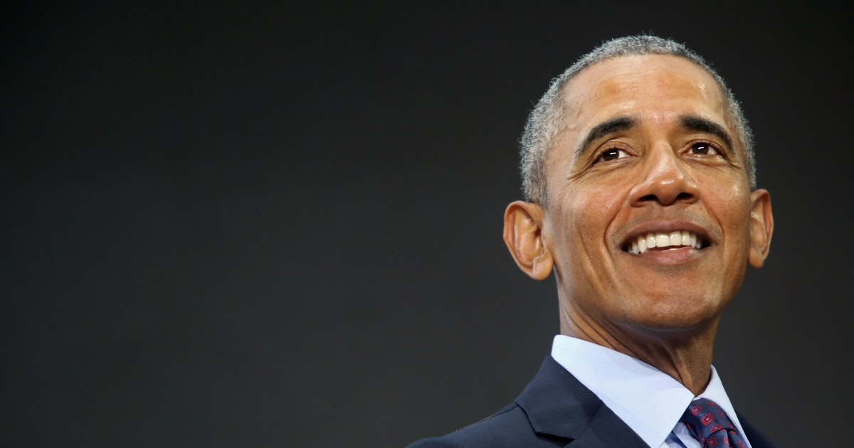 Barack Obama's Memorial Day Message Has Everyone On Twitter Saying The Same Thing