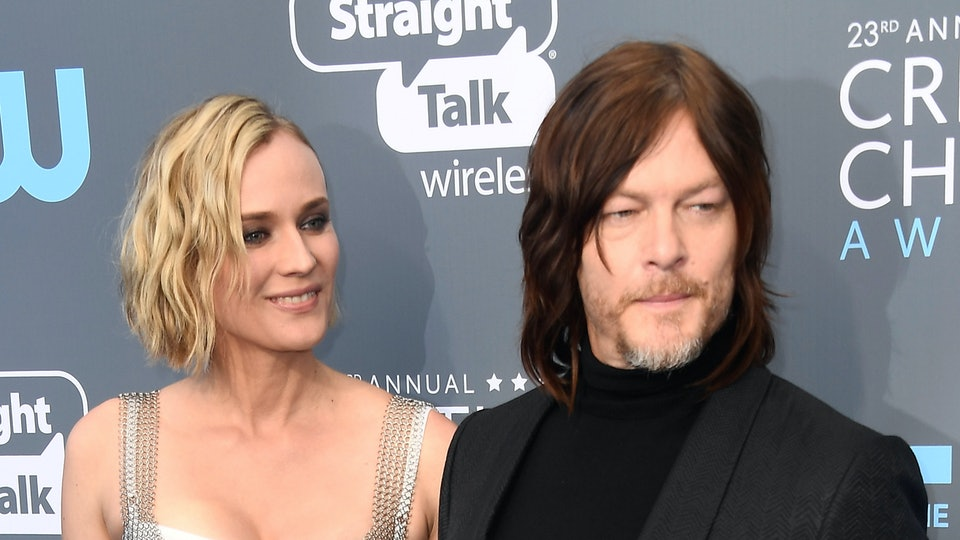 cadc01f0e146a Diane Kruger & Norman Reedus Are Reportedly Expecting Their First Child  Together
