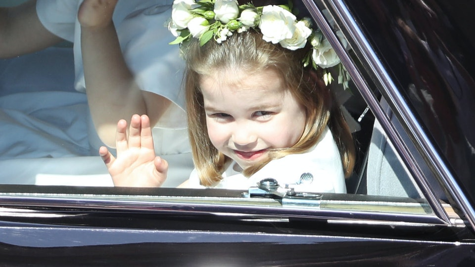 Is Princess Charlotte Allowed To Wear Pants The 3 Year