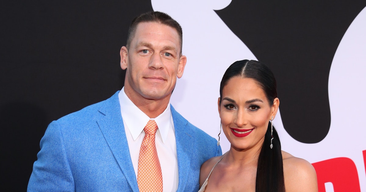 John Cena & Nikki Bella Are Reportedly Back Together After Breaking Off Their Engagement thumbnail