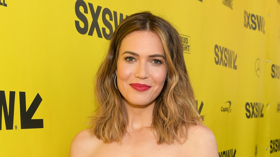 The 90s Are Back from Mandy Moore: Instagrams Throwback