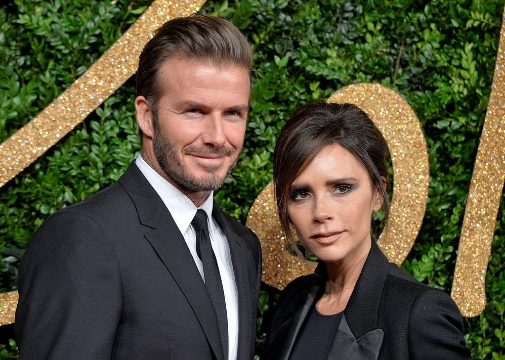 Image result for David and Victoria Photo: Getty Images