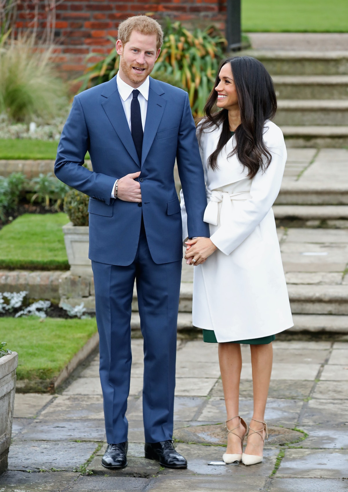 Who Set Up Meghan Markle & Prince Harry? Lifetime's 'A Royal Romance' Delves Into This IRL Mystery thumbnail