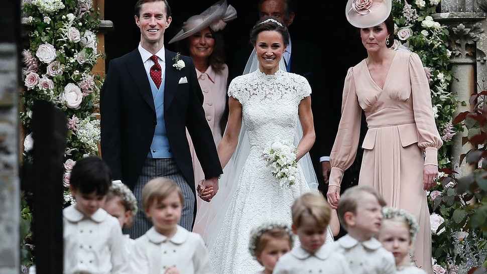Meghan Markle Pippa Wedding.Meghan Markle Was Really At Pippa Middleton S Wedding