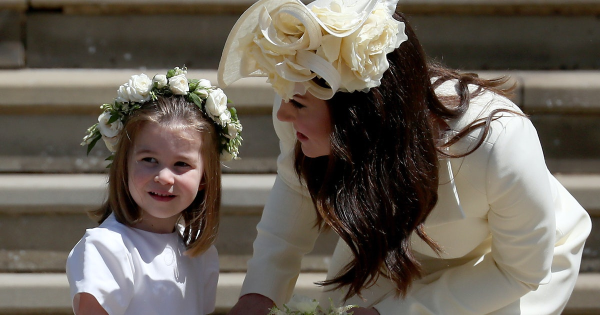 Where Does Princess Charlotte Go To School? The Young Royal Is Moving On From Nursery School