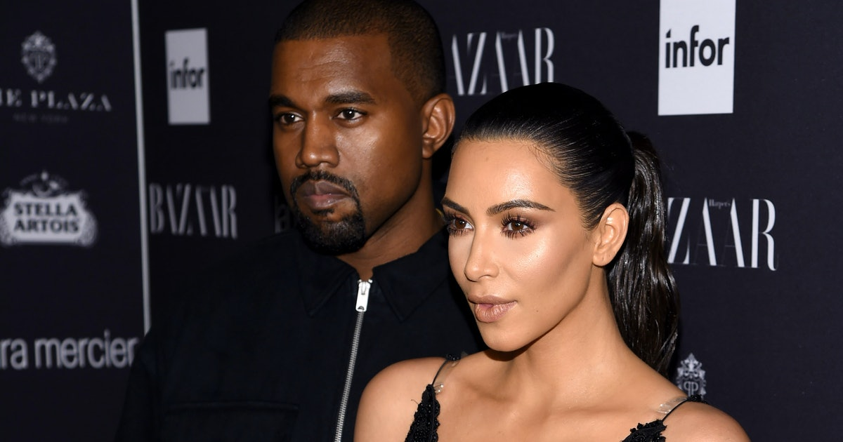 Kim Kardashian's Father's Day 2019 Post For Kanye Is A Major Throwback