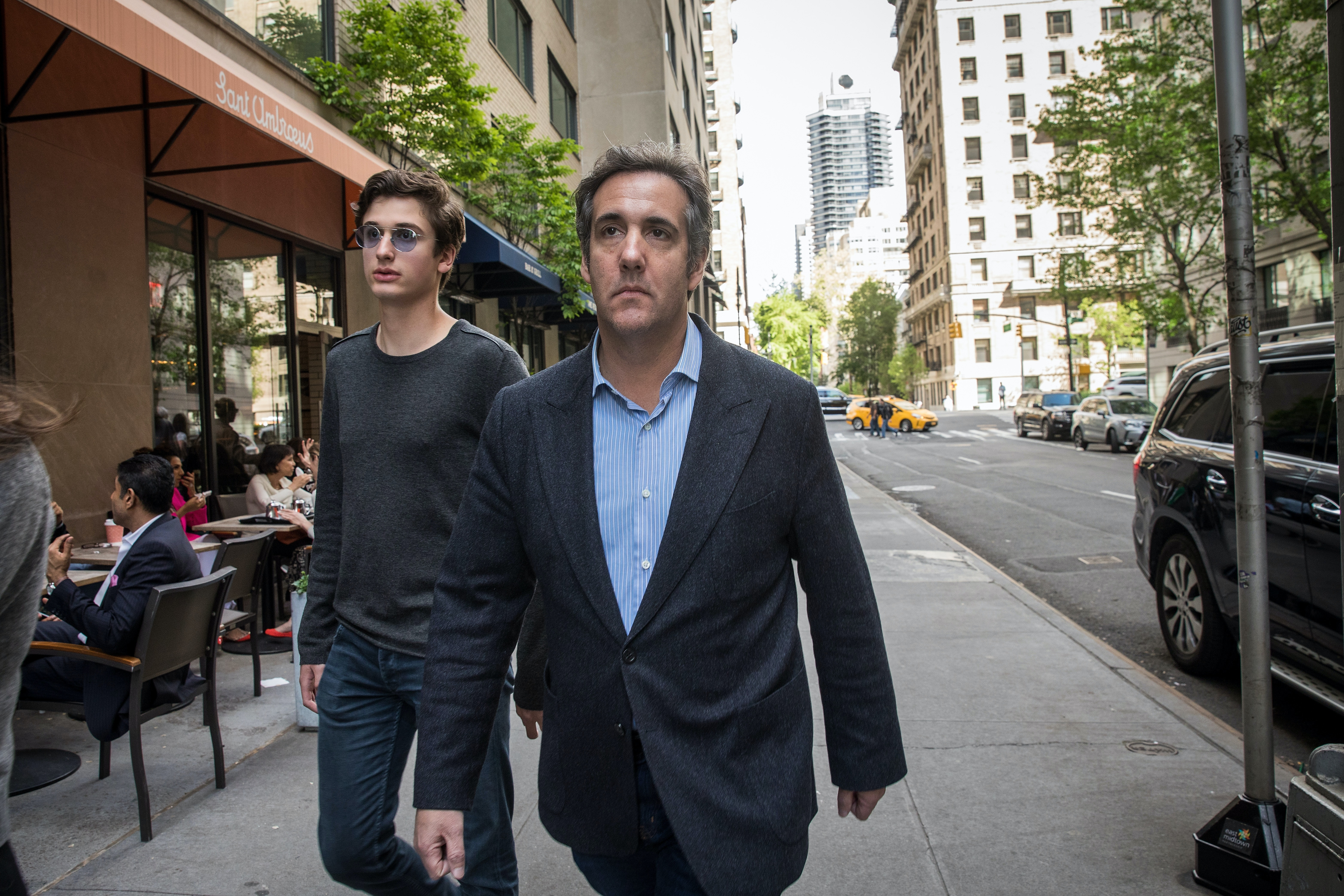 Who Is Michael Cohen's Wife? Laura's Name Has Popped Up In