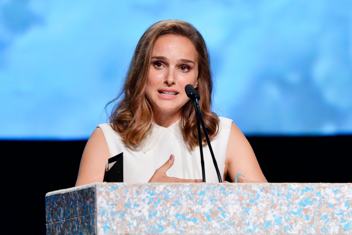 Natalie Portman's Approach To Raising Her Kids In A Vegan Household Is Refreshing