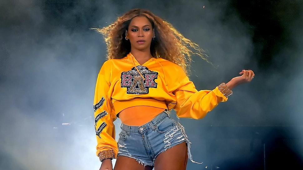Beyonce Has Dark Brown Hair Now Leaving Her Iconic Blonde